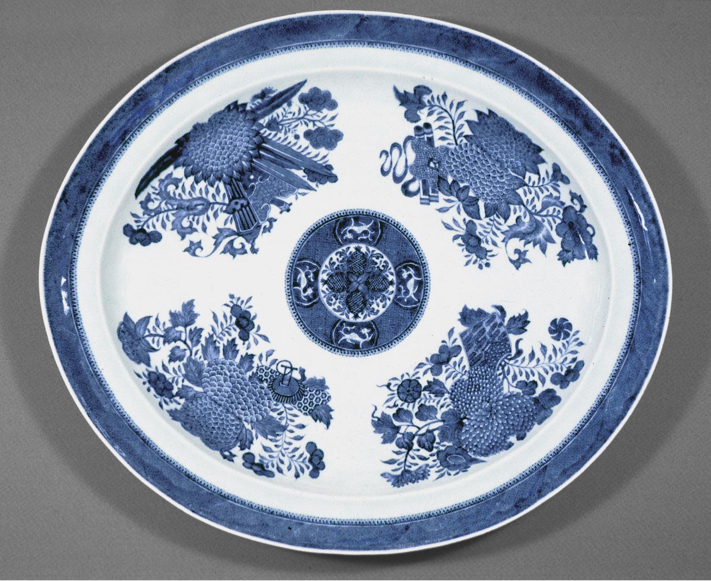 British Or American Market Nadler Chinese Porcelain